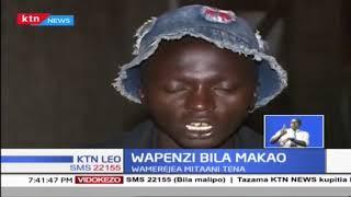 Hali ya maisha ya wapenzi wanaorandaranda mitaani Sammy Black na mkewe Virginia Njeri