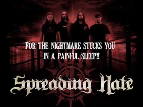 Spreading Hate - Infernal Nightmare (Lyric Video)