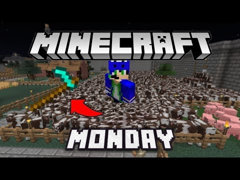 FINDING OUT WHATS FUN ON HYPIXEL TODAY!!! ~ MinecraftMonday ~ Hypixel