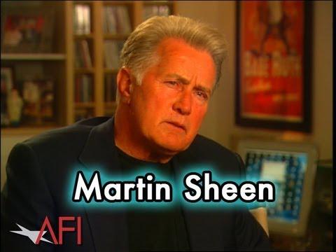 Video trailer för Martin Sheen on PLATOON