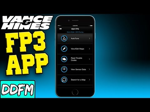 How To Use The Vance And Hines FuelPak FP3 App In 5 Minutes Mp3