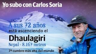 Comunicado De Carlos Soria Desde El Campo Base