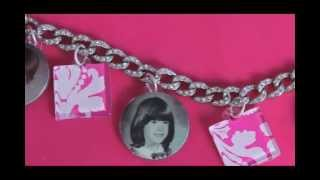 Learn How To Make A Photo Pendant Charm Bracelet