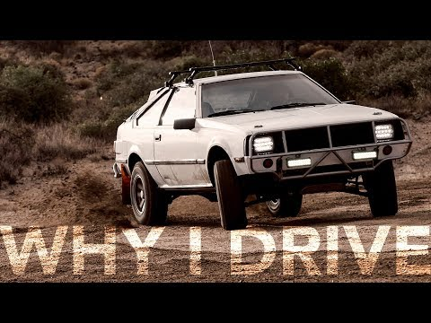 Off-road '84 Toyota Celica GT Is More Fun Than Your Car | Why I Drive - Ep. 3