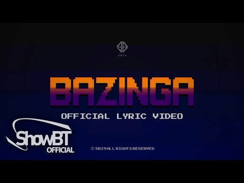 sb19 39 bazinga 39 official lyric video