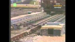 preview picture of video 'PKP Stacja Towarowa Skarżysko-Kamienna górka rozrządowa 08.09.1988'