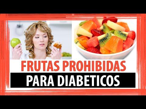 Recomendadas de fruta en la diabetes tipo 2