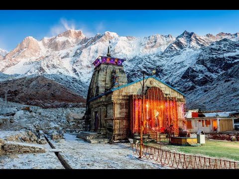 What is the history of Kedar Nath Dham, v...