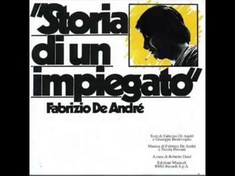 , title : 'Fabrizio De André   Storia di un impiegato   album completo'