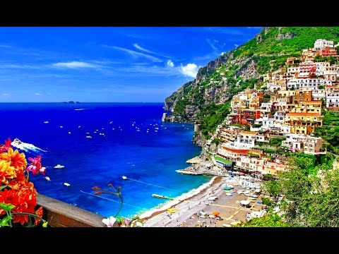 Video Spectacular View of AMALFI COAST   The most beautiful place in Italy!