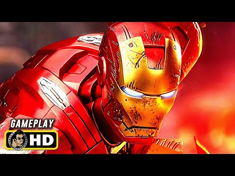 IRON MAN VR (2020) Gameplay Launch Trailer [HD] PSVR