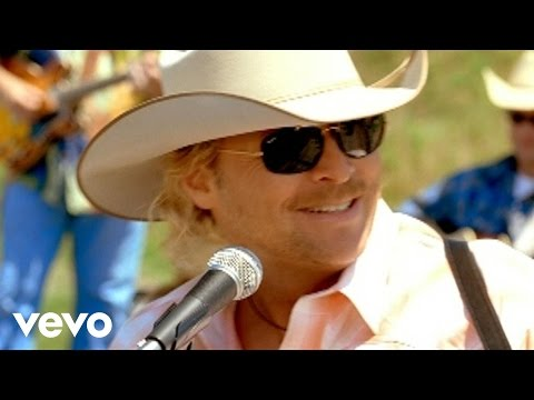 Good Time performed by Alan Jackson