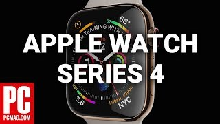 FirstLookattheAppleWatchSeries4