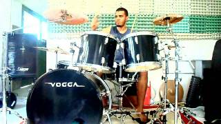 Knights Of Taragon - Freedom Call (Cover By - Lisoman Drummer)