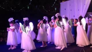 Múa Thiên Thần Noel 2014
