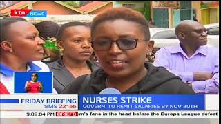 Nurses' Strike: CBA signed ending 5 month long strike