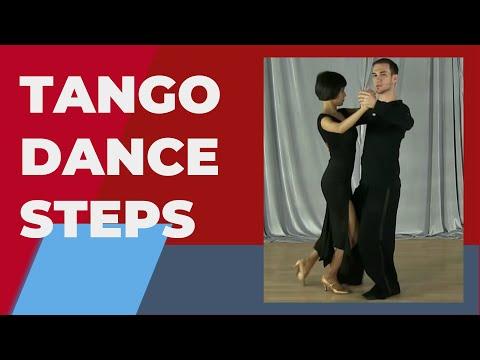 Tango dance steps - Tango basic steps for beginners