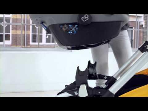 Bugaboo Адаптер для автокресла Maxi Cosi к коляске Bee+, Bee3, Bee5