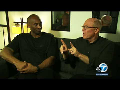 Kobe Bryant hopes to make slam dunk at Oscars with 'Dear Basketball' | ABC7