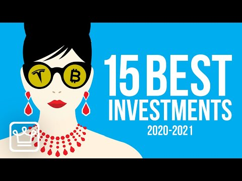 , title : '15 BEST INVESTMENTS of 2020-2021