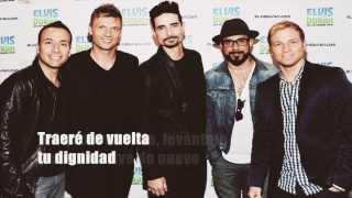 Backstreet Boys Madeleine (traducida al español)