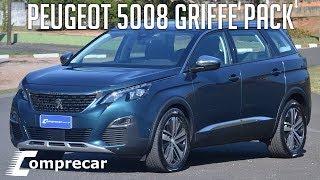 Avaliação: Peugeot 5008 Griffe PACK