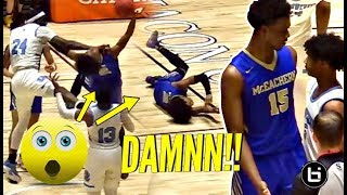 They PISSED OFF Sharife Cooper In The State Finals...Bad Idea!! McEachern FIGHTS FOR CHAMPIONSHIP!!!