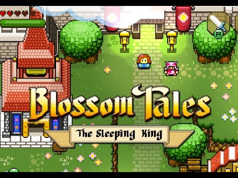 Blossom Tales: The Sleeping King gameplay trailer 2016 thumbnail