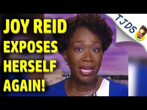 JOY REID Exposes Herself Again!
