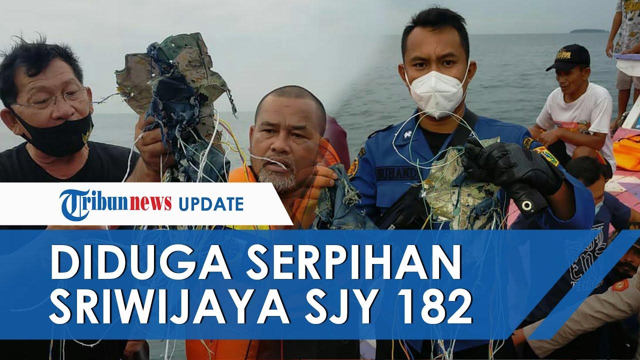 Pesawat Sriwijaya Air SJY 182 Hilang Kontak, Tim SAR ...