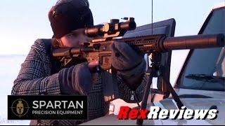Spartan Precision Javelin Magnetic Bipod FULL REVIEW ~ Rex Reviews