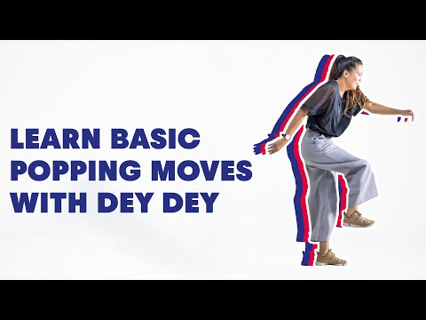 Popping Dance Tutorial with Dey Dey | How to Pop for Beginners | Red Bull Dance 2020