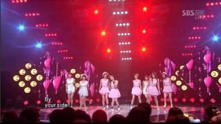 SNSD - `` Etude + Genie ~ Inkigayo (rockiestar)