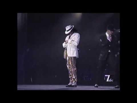 Michael Jackson - Smooth Criminal - Live Bucharest 1996 - HQ [HD]