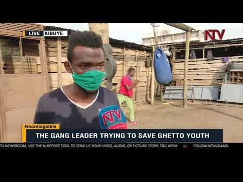 ON THE GROUND: Meet the ghetto gang leader trying to save the youth