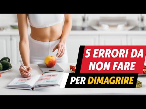 Perdere peso senza problemi