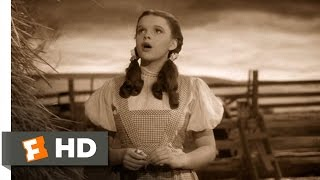 Somewhere Over the Rainbow - The Wizard of Oz (1939) HD