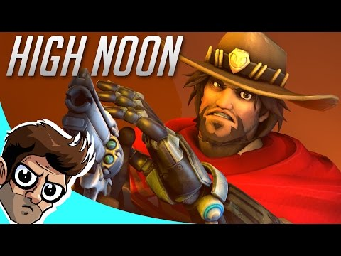 Overwatch Short Makes Fun Of McCree's Ult