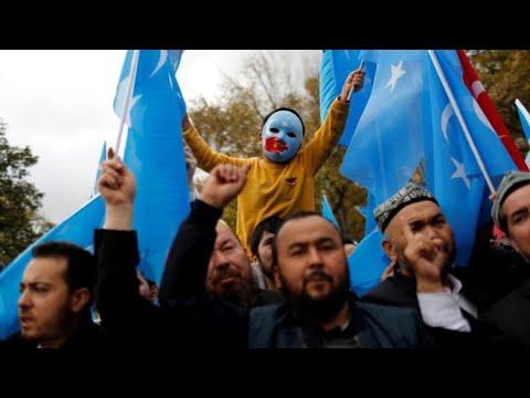 مسلمي الأويغور والروهينغيا