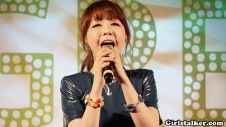 120420 Girl's Day Minah Focus - Two of Us @ Green Street Project by 폭풍눈물티슈
