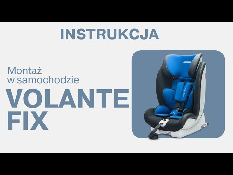 Caretero VolanteFix, Isofix, 9-36kg, Limited Grey