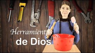 """""""HERRAMIENTAS DE DIOS"""". Devocionales cristianos. Miss Nat. Amy & Andy"""