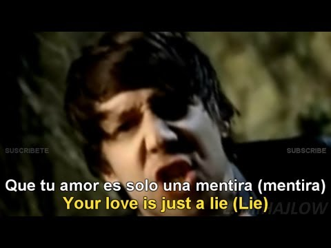 Simple Plan - Your Love Is a Lie [Lyrics English - Español Subtitulado]