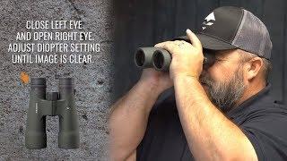 Blurry Binoculars? How To Set Diopter Focus
