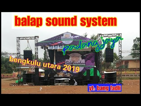Balap sound system