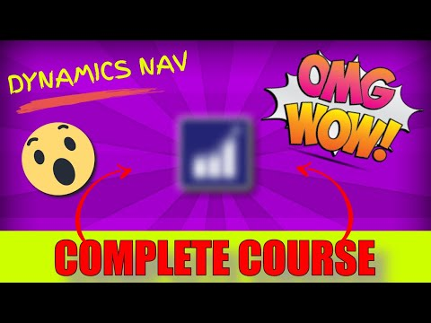 The Complete Microsoft Dynamics NAV 2018 Beginners Course ...