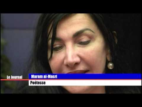 Vidéo de Maram al-Masri