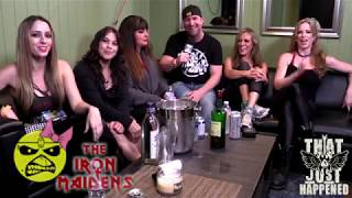 The Iron Maidens - Live Interview