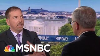 President Donald Trump Gives AG Barr New Powers To Investigate Russia Probe   MTP Daily   MSNBC