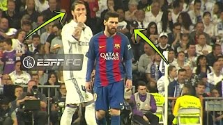 Video Sergio Ramos PROVOCA a Messi: No Le Sale Bien Y Ve LA ROJA (EXPULSION ANUNCIADA) MP3, 3GP, MP4, WEBM, AVI, FLV September 2019